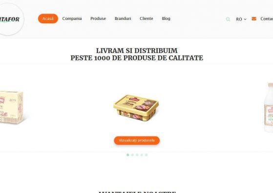 Vitafor portfolio image